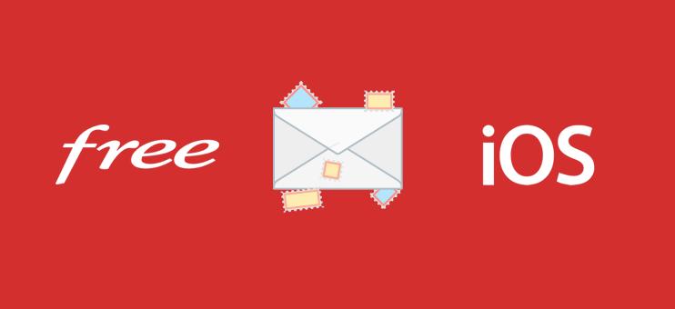 configurer adresse mail free sur iphone